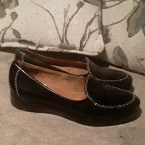 Naturalizer Black Loafers 7